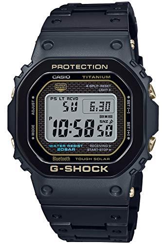 Casio G-Shock GMW-B5000TB-1JR Origin Radio Reloj solar para hombre (productos originales japoneses)