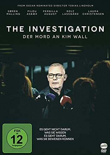 The Investigation - Der Mord an Kim Wall [2 DVDs]