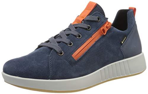 Legero Damen Essence Sneaker, Blau (Indaco 86), 40 EU (Herstellergröße: 6.5)