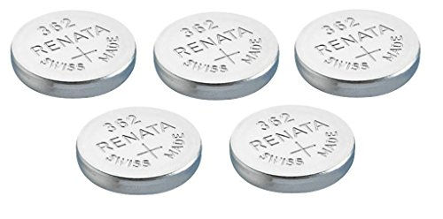 Single de Renata reloj batería suizo hecho 362 o SR 721 SW o AG 11 1,5 V