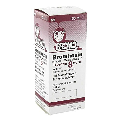 BROMHEXIN Krewel Meuselb.Tro 100 ml