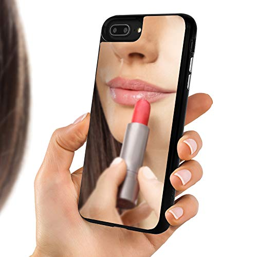 Velvet Caviar Compatible with iPhone 7 Plus, iPhone 8 Plus Mirror Case - Cute Mirrored Back Bumper Makeup Phone Cases for Girls, Women