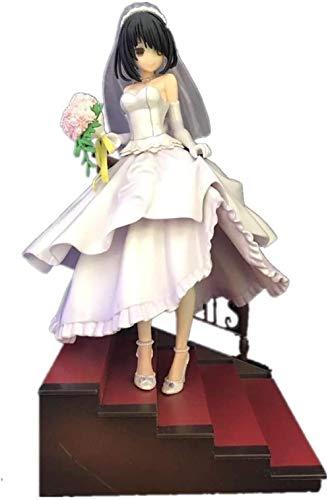 NoNo Von Handmade Date A LIVE Figur Nightmare Brautkleid Figur Anime Girl Figur Actionfigur
