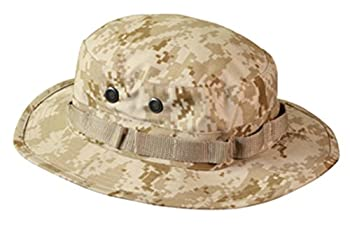 Rothco Boonie Hat Desert Digital Camo -  8  Inch