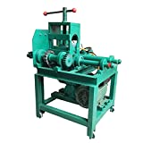 INTSUPERMAI Electric Pipe Tube Bender With 15 Round Die Set Rolling Tube Bending Machine 220V USSeller