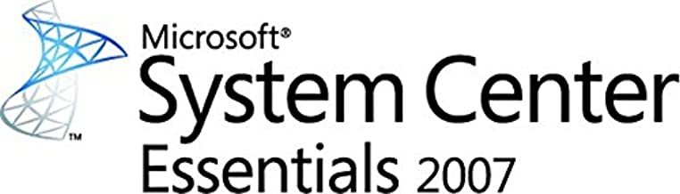 microsoft system center essentials 2007