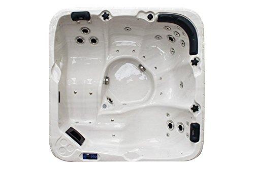 Fonteyn Relax Outdoor Whirlpool Spa/Balboa Steuerung / 5 Personen/Dreammaker/Aussenwhirlpool