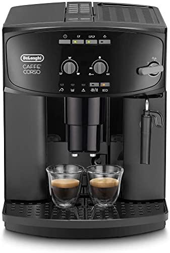 De'Longhi ESAM2600 Macchina da Caffè Automatica, 15 bar, 1450W, Nero