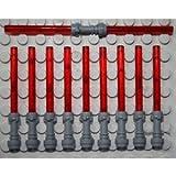 LEGOStar Wars–9rojos Espadas láser y un doble Espada láser