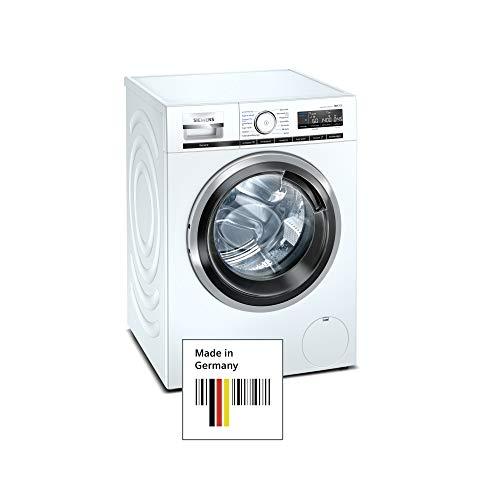 Siemens iQ700 WM14VL40 - Lavadora (9 kg, A+++ / 152 kWh / 1400 rpm/programa sensoFresh/compatible con WiFi con Home Connect, SpeedPack XL para un lavado rápido