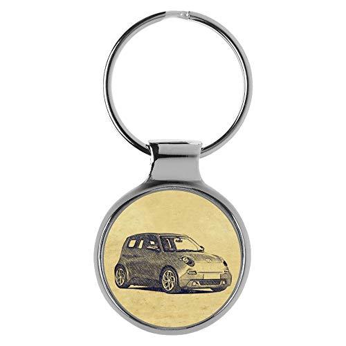 KIESENBERG Schlüsselanhänger Geschenke für e.Go Life Fan A-5197