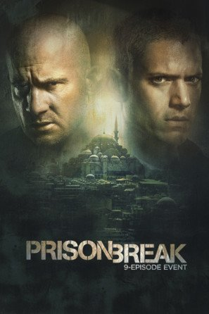 Import Posters Prison Break – US TV Series Movie Wall Poster Print - 30CM X 43CM
