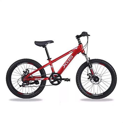 OQJUH Cuadro de suspensión Completa para Bicicleta de monta