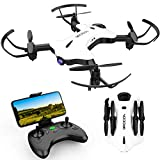 DROCON Ninja Drone for Kids & Beginners FPV RC Drone with 720P HD Wi-Fi Camera,Quadcopter Drone with Altitude Hold, Headless Mode,...