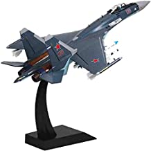 YZHM 1:48 SU-35 (Edición de Tapa Dura) Conjunto de Modelos de Escalera Avión, Aleación de Zinc Tecnología de Temperatura de la Temperatura de la Temperatura de la Aviación Color detalla.