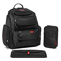 Bag Nation Diaper Backpack- best diaper backpack