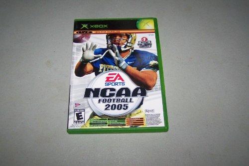 Top Spin/ NCAA Football 2005
