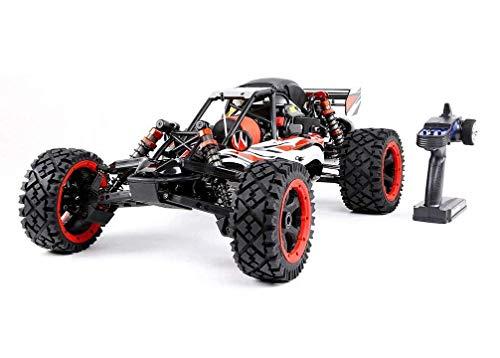 1: 5 modelo de vehículo todoterreno de control remoto, coche de control remoto de niño todoterreno Monster Truck adulto todo terreno juguete coche de gama alta todo metal mejor regalo para niños
