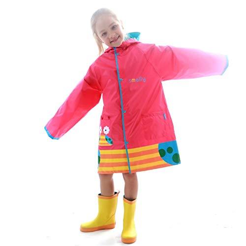 Dziecięcy płaszcz przeciwdeszczowy z kapturem, dla dziewczynek, chłopców, kombinezon przeciwdeszczowy, oddychający, kurtka przeciwdeszczowa, unisex, ponczo przeciwdeszczowe, lekkie, odporne na deszcz peleryna przeciwdeszczowa z kieszenią, odzież prze