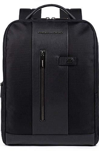 PIQUADRO Zaino porta PC e porta iPad® in tessuto riciclato Brief 2