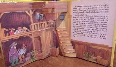 Les aventures de Tom Sawyer (Livre animé Pop-up à système)