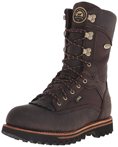 "Irish Setter Men's 880 Elk Tracker Waterproof 200 Gram 12"" Big Game Hunting Boot,Brown,14 D US"