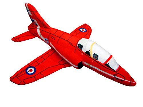 RAF Flechas Rojas avión Juguete Suave