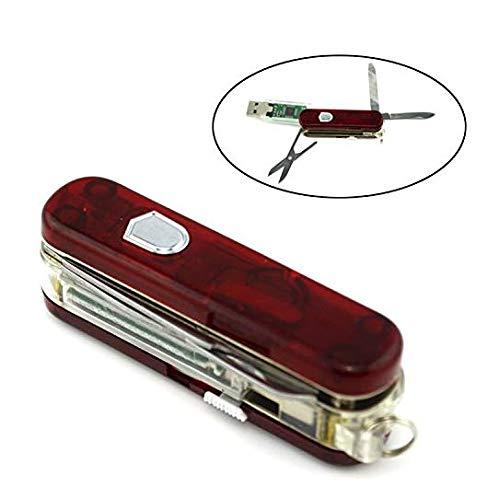 Multifunktions-Klappmesser 32GB USB-Stick16GB Schweizer Armee Messer U Scheibe