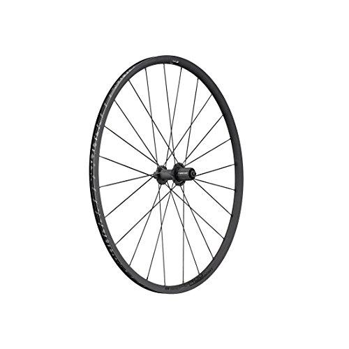 DT Swiss PR 1400 Dicut Oxic Road Wheel - Tubeless Black, Rear, Shimano/SRAM