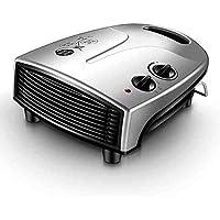 LYzpf Rápido Calentador de Ventilador Impermeable Mini Pequeña Cerámica Portátil Calefactor Eléctrico Bajo Consumo de Energía para Habitación Oficina Baño