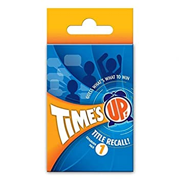 Time s Up - Title Recall Expansion Pack 1
