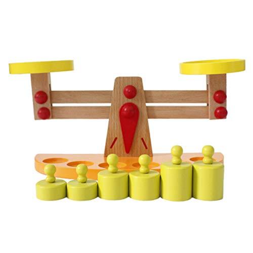 Juguetes de madera Toyvian para equilibrar el equilibrio, juguetes de madera para niños, niñas y niños