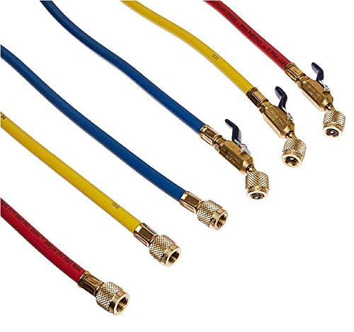 Yellow Jacket GIDDS-505049 Charging Hose Set 60