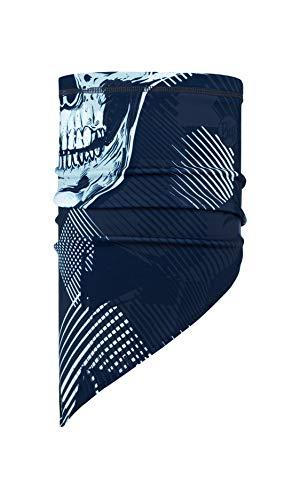 Buff Bandana Tech Fleece, Geosku Grey, One Size, 118131.937.10.00