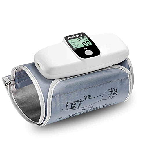 QIDI Blutdruckmessgerät Oberarm Präzision Licht Haushalt Meter