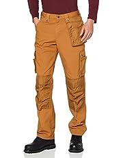 Carhartt .100233.211.S389 Multi Pocket Ripstop Pant, Maat W30/L34, Bruin