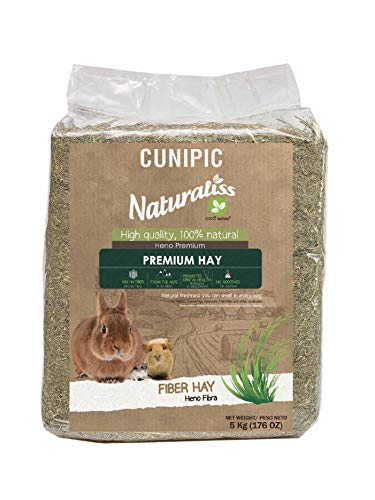 CUNIPIC Naturaliss Fibra Larga 5 Kg 5000 g ✅