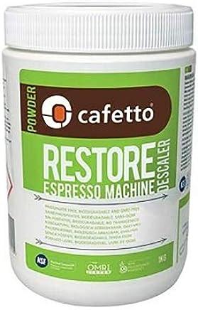 Cafetto Organic Restore Espresso Machine Descaler - 1kg