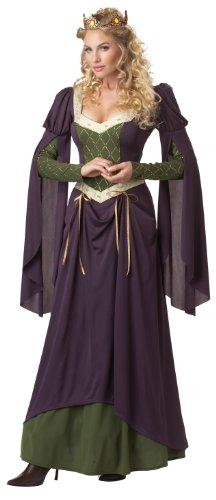 California Costume - CS929618/M - Costume princesse médievale taille m