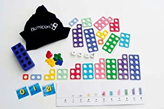 Numicon: Homework Activities Intervention Resource - 'Maths Bag' of resources per pupil