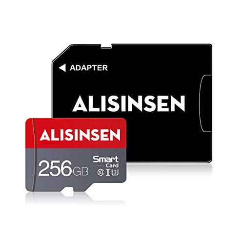 Tarjeta Micro SD de 256 GB, tarjeta TF de alta velocidad, clase 10, 256 GB, tarjeta micro SD para cámara, teléfonos Android, tabletas (256 GB)