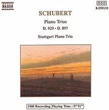 Piano Trio in E flat major, Op. 148, D. 897,