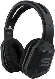 Soul Electronics SC21BK Over-ear Negro