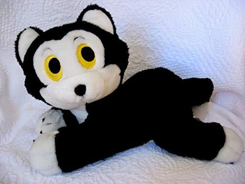 Disney Pinocchio Figaro the Cat Plush