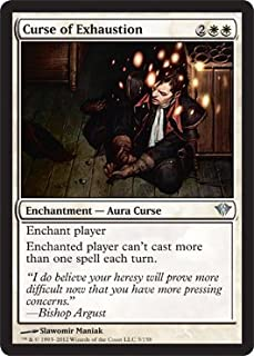 Magic: the Gathering - Curse of Exhaustion - Dark Ascension