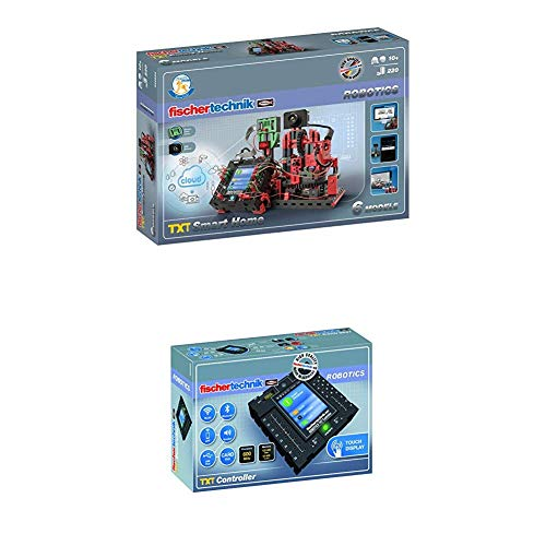 fischertechnik TXT Smart Home + TXT Controller (erforderlich)