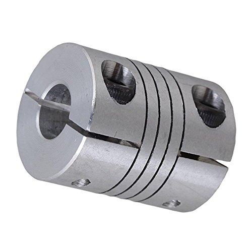 sourcingmap/® 2mm Diam/ètre int/érieur flexible en caoutchouc Vis couvercle protecteur filetage 100pcs noir