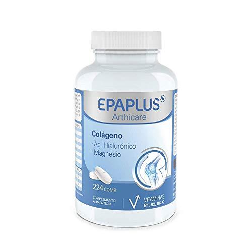 Epaplus Articulaciones Colágeno + Ácido Hialurónico + Magnesio 224 Comprimidos
