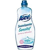 Suavizantes Concentrado Asevi Sensitif Hipoalergénico 60 dosis