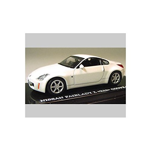 D'origine Kyosho 1/64 Nissan Fairlady Z blanc (japon importation)